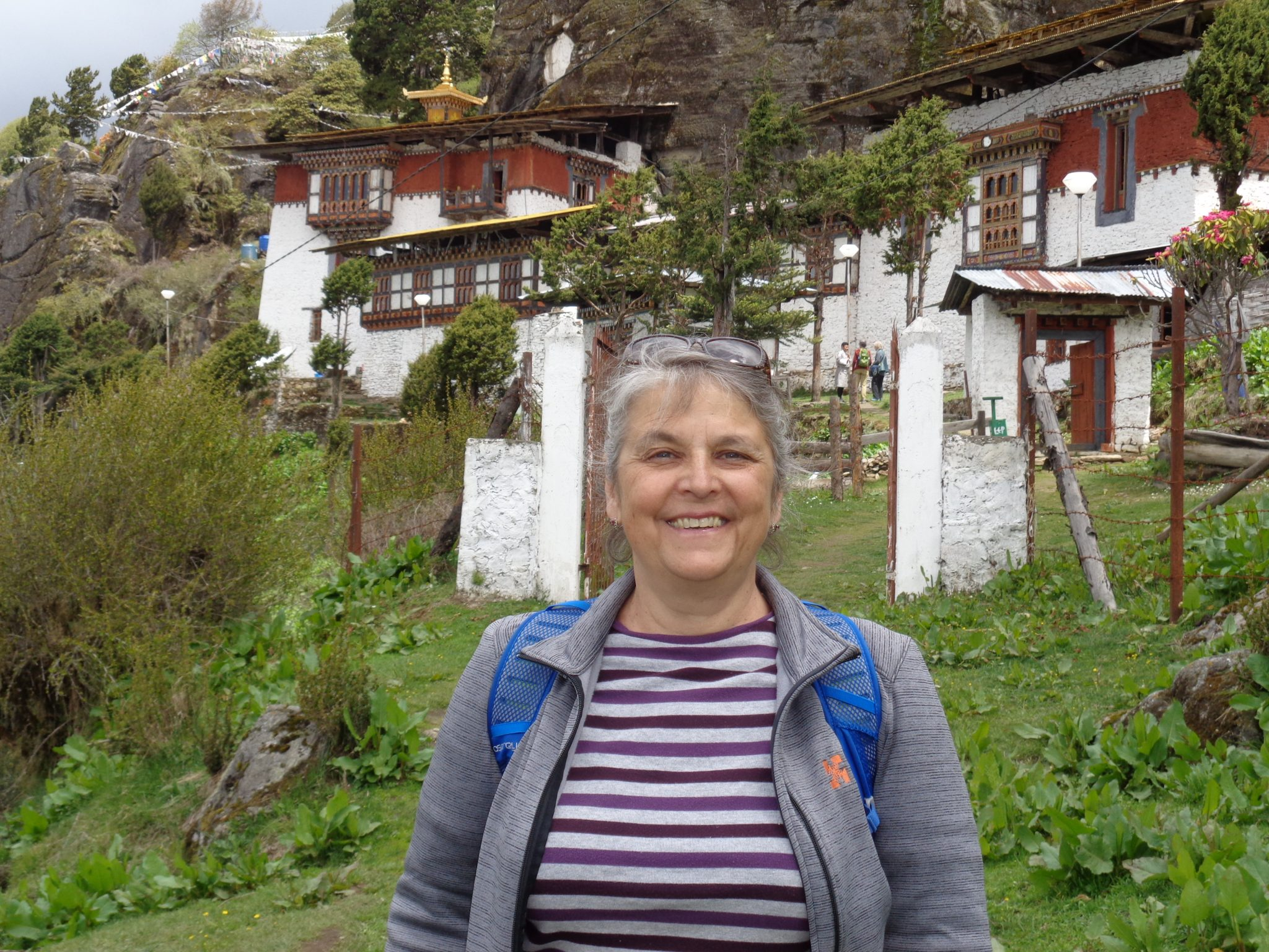 Barbara Waldorf – Bhutan: global health at home
