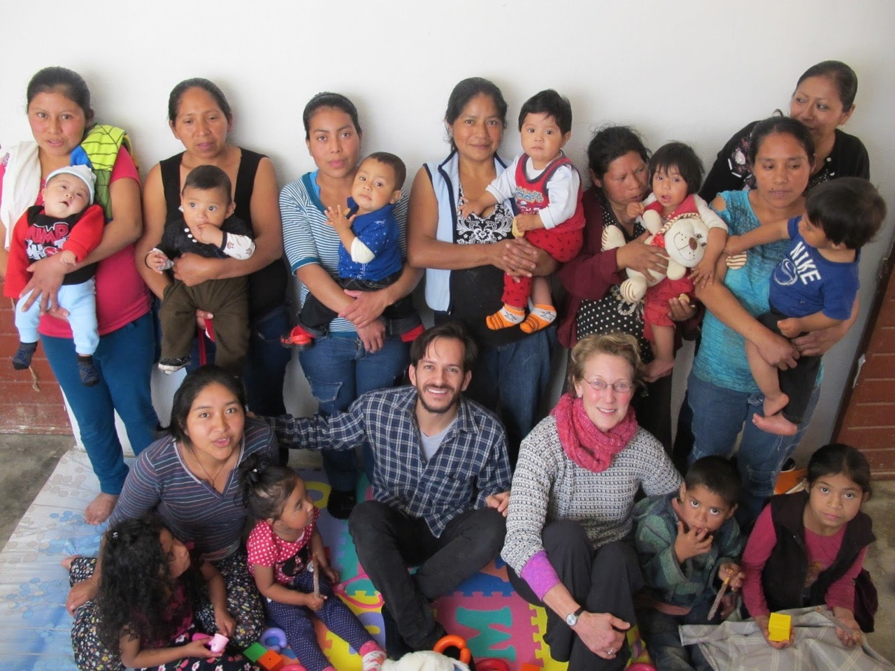 Susie Wood – Compañeros en Salud: Improving Healthcare in Chiapas